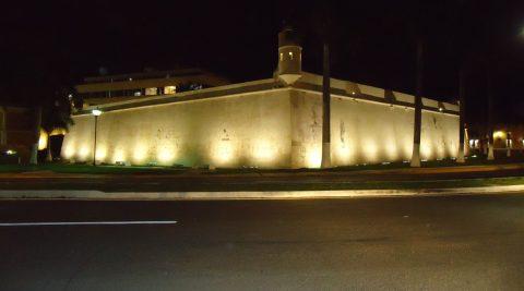 Baluartes de Santa Rosa, San Pedro y San Carlos